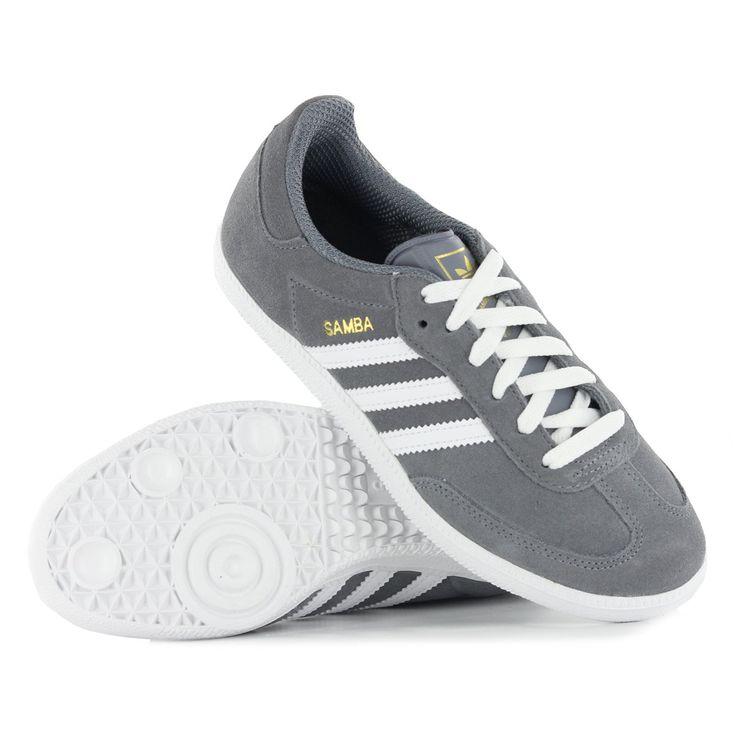Adidas Samba Grey Womens Trainers | I ? Shoes | Pinterest | Trainers, Adidas  and Gray