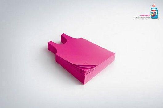homadge - ads I like!: Persil Color Gel print ads (DDB)