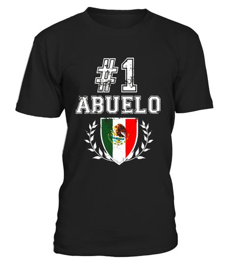 "# Men's Number One Abuelo! Latino Spanish Grandfather T-Shirt .  Special Offer, not available in shops      Comes in a variety of styles and colours      Buy yours now before it is too late!      Secured payment via Visa / Mastercard / Amex / PayPal      How to place an order            Choose the model from the drop-down menu      Click on ""Buy it now""      Choose the size and the quantity      Add your delivery address and bank details      And that's it!      Tags: Great T-Shirt for…"