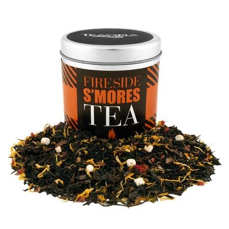 ... Black Tea, Oolong Tea, Pai Mu Tan White Tea, Mini Marshmallows
