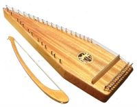 """Bowed Psaltery: Musicmakers"""""""