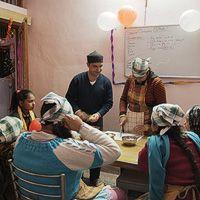 Diario de viaje 20 – Visita a la ONG Naya Nagar, final de trayecto