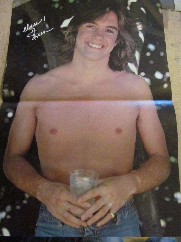 Shaun Cassidy, Shirtless, Two Page Vintage Centerfold Poster | Entertainment Memorabilia, Music Memorabilia, Rock & Pop | eBay!