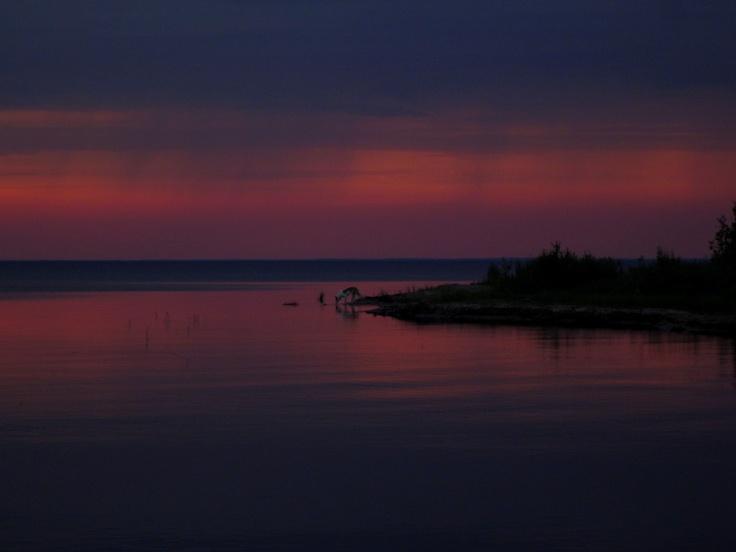 #Manamansalo # Oulujärvi