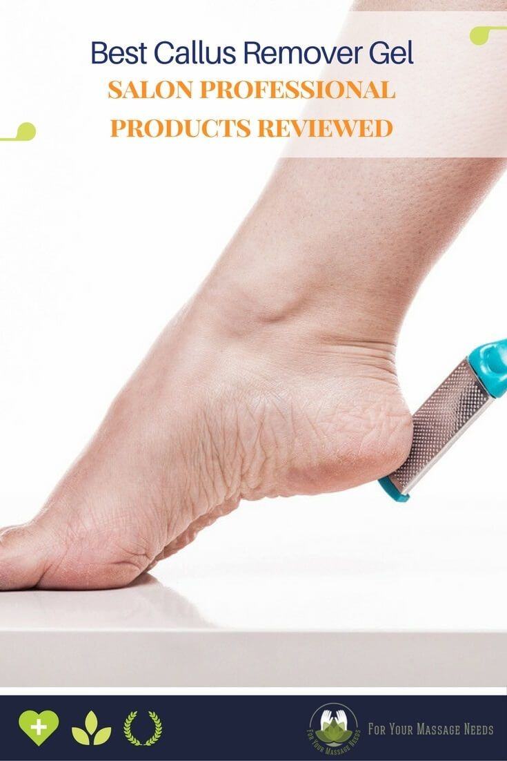 If you have a callus on your foot you don't need to hide it or avoid looking at. The best callus remover gel products on the market are powerful, easy and quick to use, and can leave you with a soft, smooth foot in minutes. In this article, I list five of the best gels …