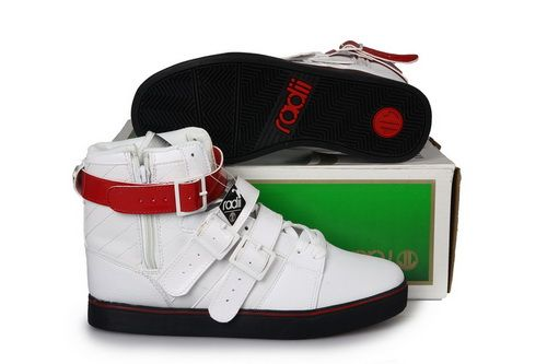 Radii Straight Jackets White Red Black Radii Straight Jacket 01 ...