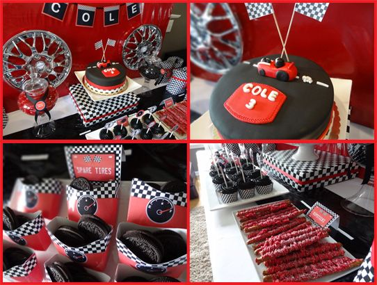 Best Party Theme Cars And Monster Trucks Images On Pinterest
