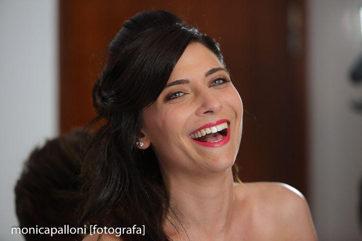 Foto Monica Palloni #smile #blueeyes #sposa #marriage #matrimonio #wedding #bride #love #amore #attimi #momenti #moments #photo #foto #photographer #reportagedamatrimonio #monicapallonifotografa #fotografa #monicapalloni