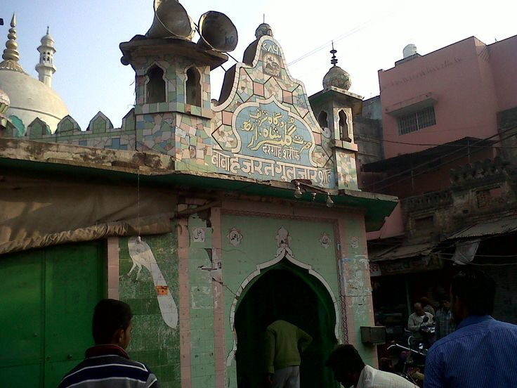 small mosque in Datia, Madhya Pradesh