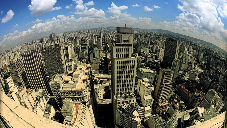 São Paulo, cidade-sede do escritório do Pinterest no Brasil.
