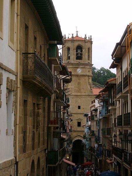 Guetaria Paesi Baschi - Guipúzcoa,  Spain