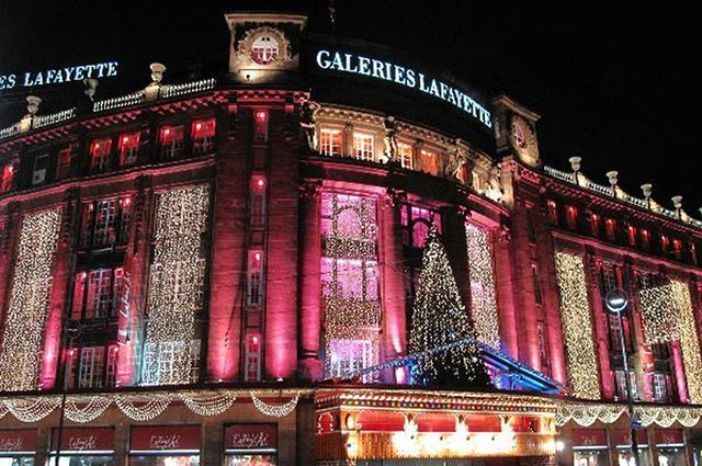 Galeries Lafayette Has Announced Its Intention To Subsidiaries 22 Of The Department Stores In Its French Network P Galeries Lafayette Venture Capital Lafayette