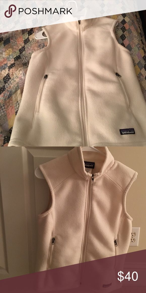 Patagonia Fleece Vest Like new Patagonia Fleece vest. Patagonia Jackets & Coats Vests