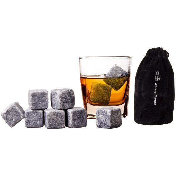 Vin Bouquet 9pc Whisky Stone Set