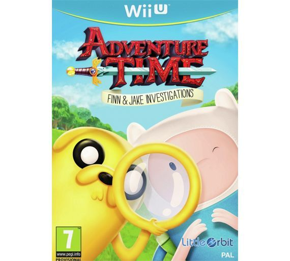 Buy Adventure Time: Finn and Jake Investigations Wii U Game at Argos.co.uk, visit Argos.co.uk to shop online for Nintendo Wii U games, Nintendo Wii U, Video games and consoles, Technology