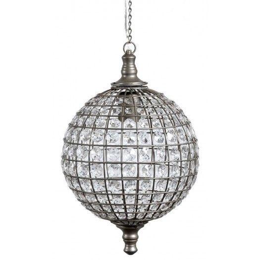 Lampa Firenze Silver