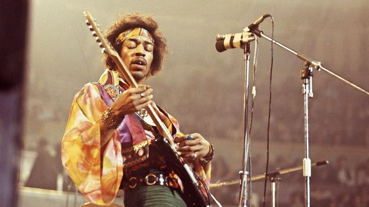 Jimi Hendrix: 1942-1970  Remembering the life and music of the guitarist after his untimely death