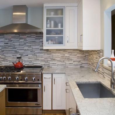High Quality Kashmir White Granite, ??backsplash?? | Kitchen | Pinterest | Kashmir White  Granite, Granite Backsplash And White Granite
