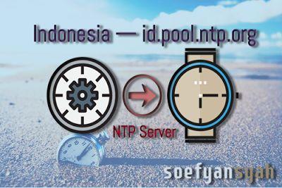 Indonesia — id.pool.ntp.org | NTP Server
