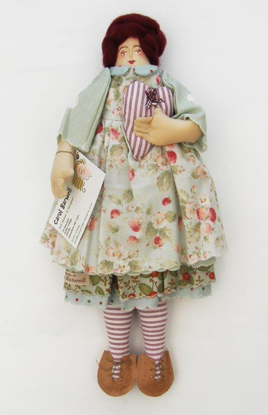 Edith, a rag doll