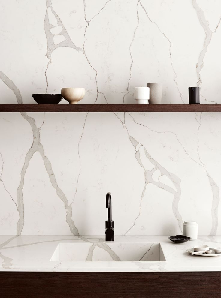 Vadara S Calacatta Blanco Is The Most Natural Looking