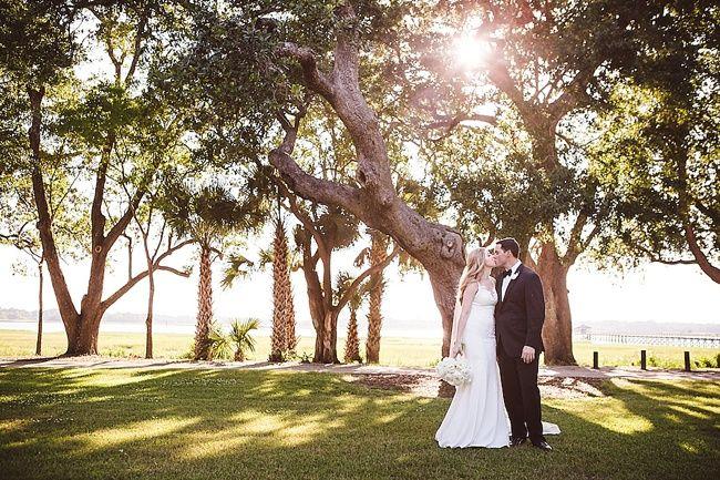 PPHG Events | Lowndes Grove Plantation Wedding in Charleston, South Carolina | Photo by Amelia + Dan
