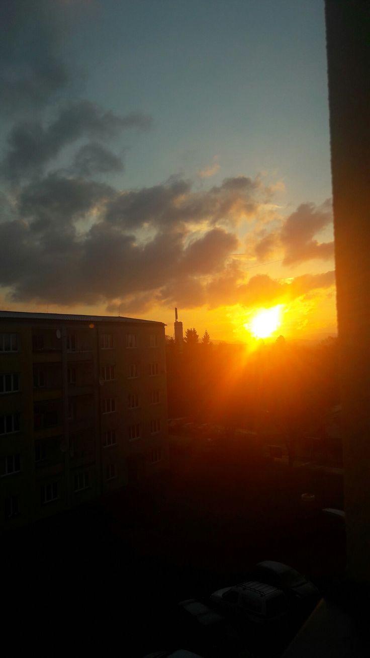 Beautifull sunrise 💛🌄
