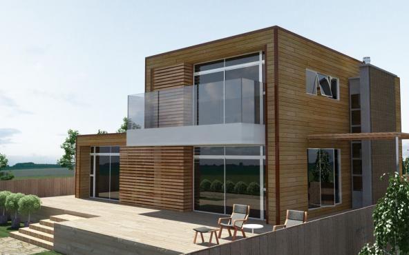 Stavba Domu  Co je to dřevostavba?