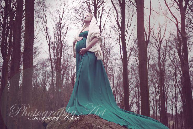 Graviditets fotografering   Annamaria Anhalt