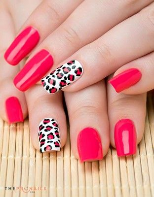 Nail Design Each For