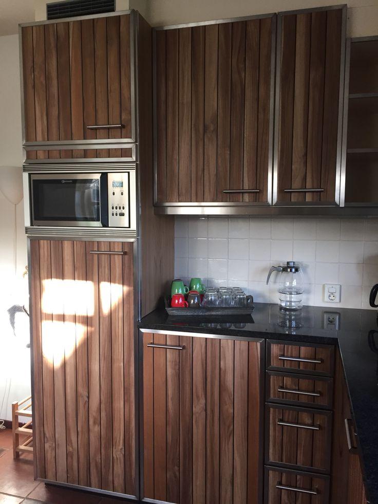 Nieuwe keuken in appartement de roggemol terschelling terschelling de aoverkante pinterest - Outs studio keuken ...