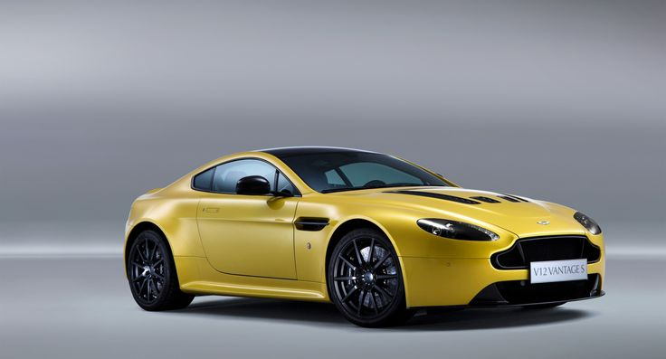 The 2014 Aston Martin Vantage Is One Of The Top Rated Sports Cars On TCC.