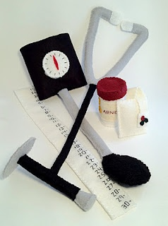 Midwife in Training Kit (instead of doctor's kit)