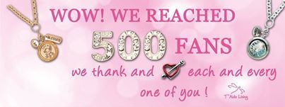 Thank you all for liking us in Facebook!