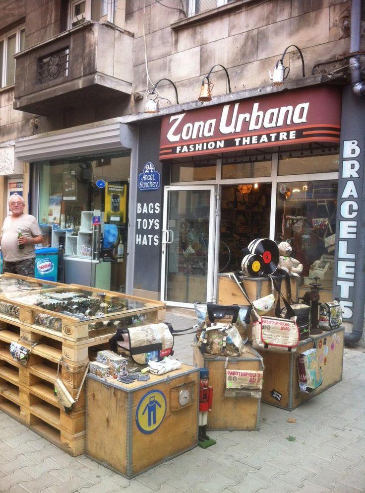 Zona Urbana shop