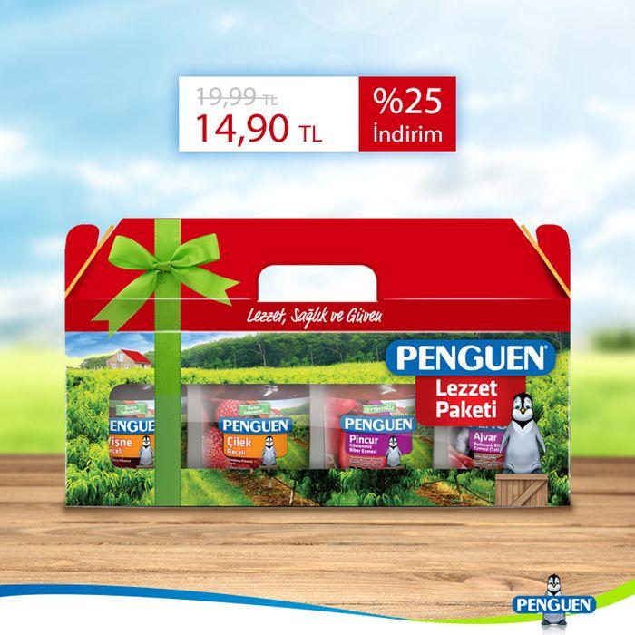 Efsane Cuma'da #Penguen Lezzet Paketi %25 indirim ile sizi bekliyor! :) Hemen Satın Almak İçin: http://bit.ly/2eh82j7 #efsanecuma #lezzet #sağlık #güven #penguengida