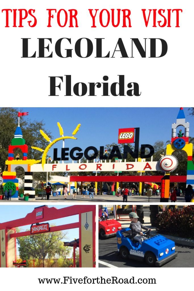 Legoland Florida Tips For An Awesome Visit Legoland Florida