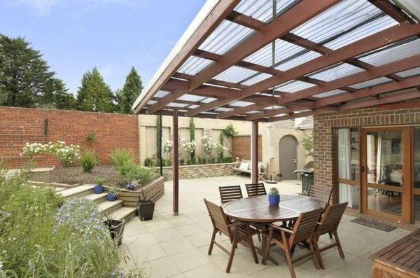 Terrasse einrichten-bereiten Sie Ihren Außenbereich auf den Winter vor