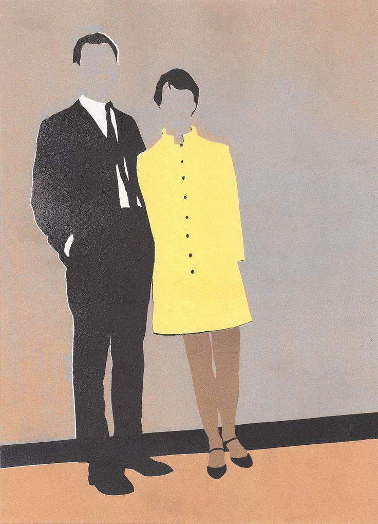 Amy Devoogd. Mod Couple.  devoogd.com