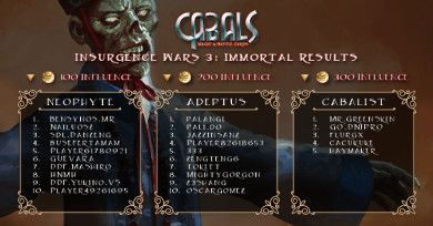 Insurgence Wars 3: Immortal Results click to enlarge
