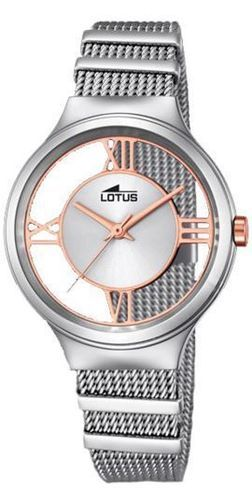 Relojes Lotus Trendy mujer acero 18331/1 www.enriqueesteverelojeria.es