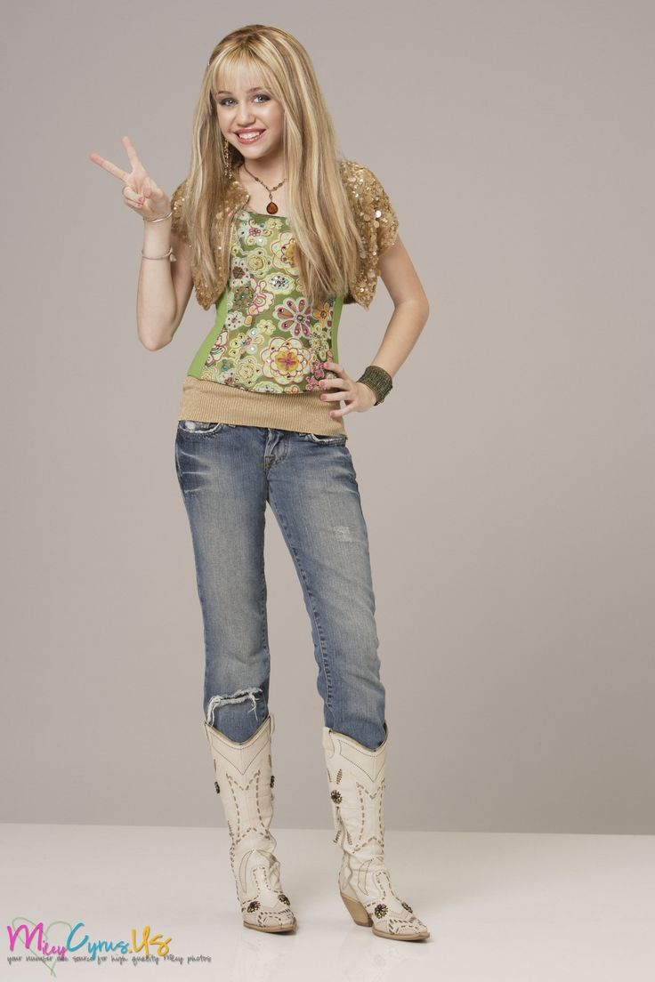 hannah montana outfits | Miley Cyrus Hannah Montana Season 1 Promotional Photos [HQ]