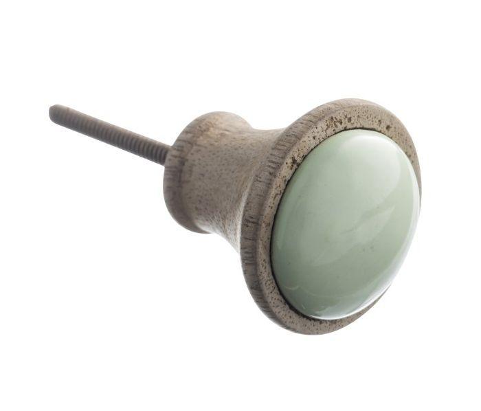 Deurknop of kapstokknop