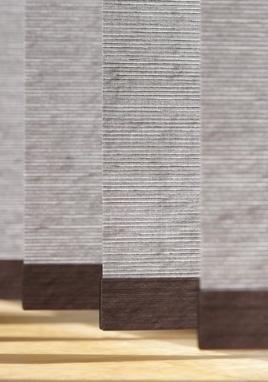 Luxaflex® Verticale Jaloezieën -Elegante eenvoud voor grote ramen - Rijke structuurweefsels
