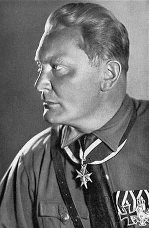 Former First World War air ace Hermann Goring officially founded the Luftwaffe, the German Air Force in 1935.
