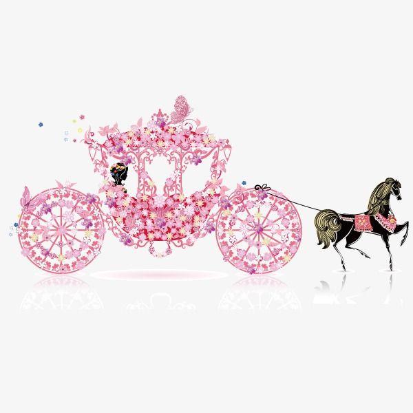 My Wedding Carriage Wedding Carriage My Wedding Carriage Wedding Carriage Png Transparent Clipart Image And Psd File For Free Download Valentines Illustration Romantic Art Vintage Floral