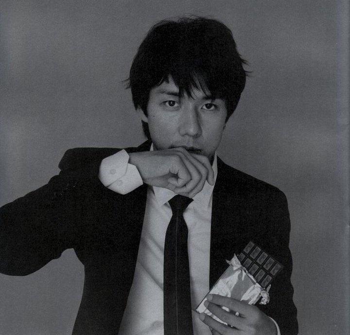 西島秀俊Hidetoshi Nishijima  Actor  1971.3.19