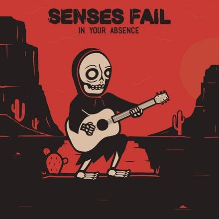 """Senses Fail In Your Absence 12"""" Vinyl EP Today more than ever, a band doesn't survive 15 years in the volatile music business without overcoming their share of adversity. Yet for Ridgewood, NJ-based S"""
