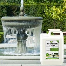 Keep #Indoor And #Outdoor Fountain #Clean