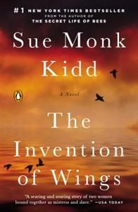 http://www.adlibris.com/se/organisationer/product.aspx?isbn=0143121707 | Titel: The Invention of Wings - Författare: Sue Monk Kidd - ISBN: 0143121707 - Pris: 154 kr